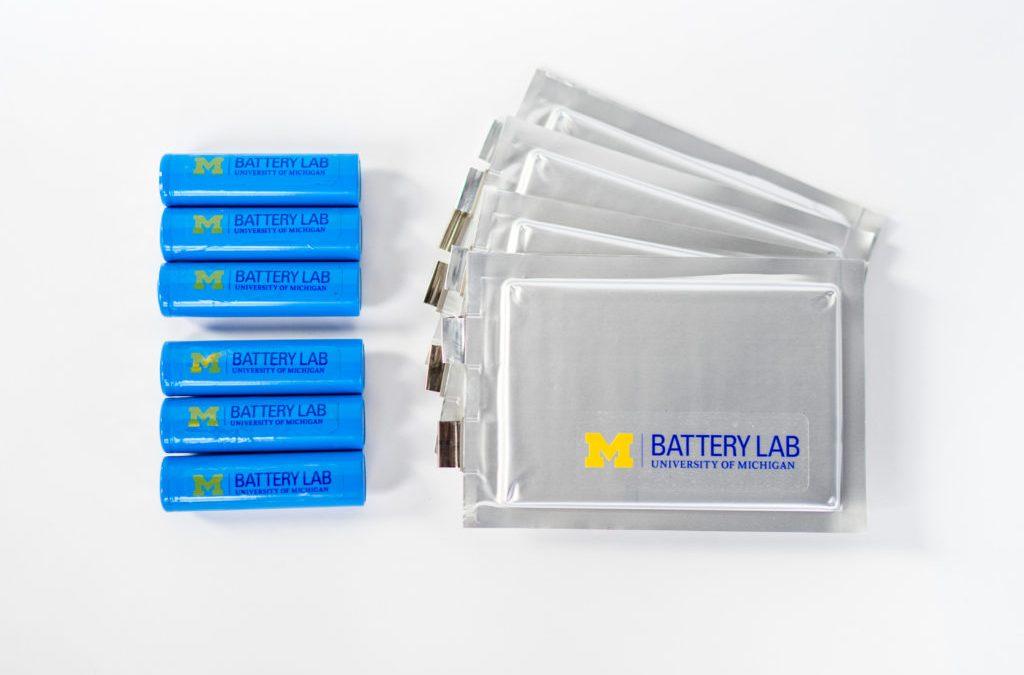 U-M Battery Lab
