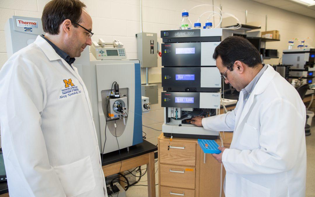 Proteomics Resource Facility (PRF)