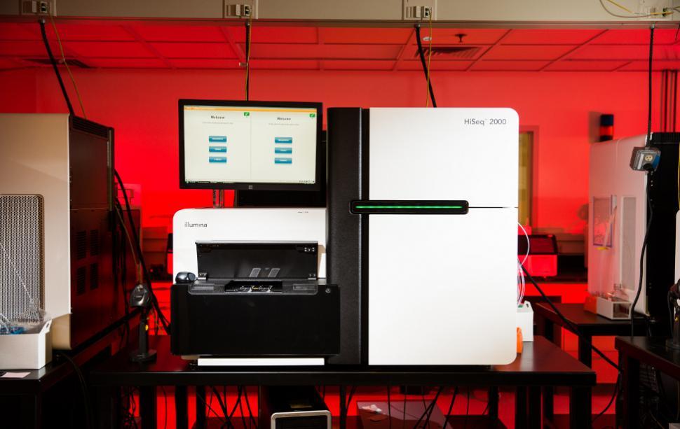 BRCF Advanced Genomics Core (AGC)